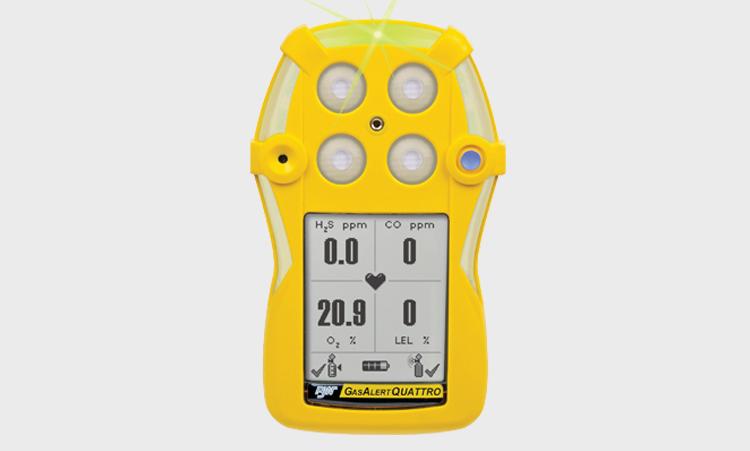 BW Honeywell - Gas Alert Quattro Accessories