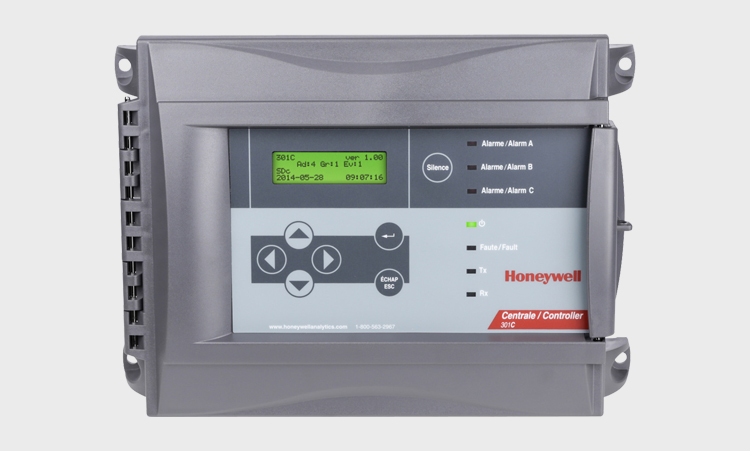 Honeywell Analytics - Commercial Gas Controllers