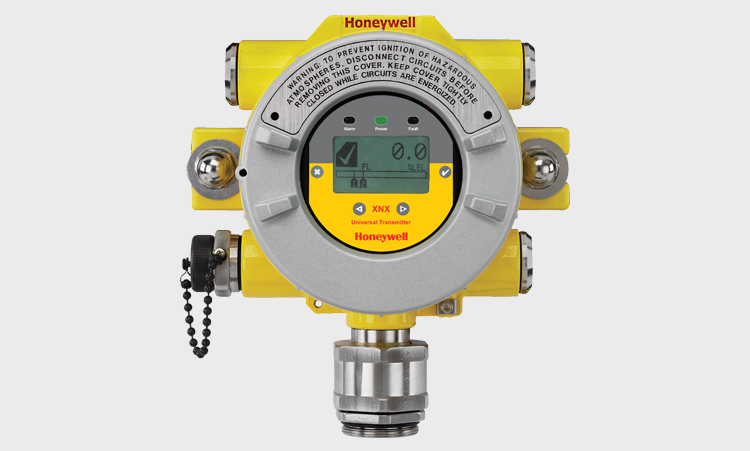 Honeywell Analytics Gas & Flame Detection