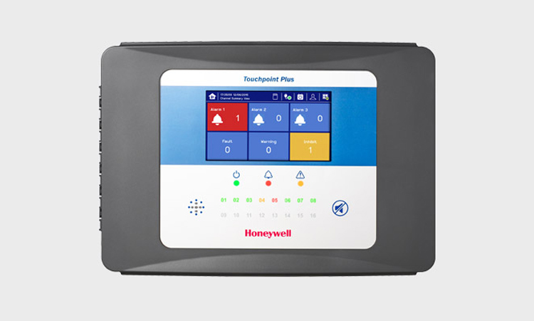 Honeywell Analytics - Digital Gas Controllers