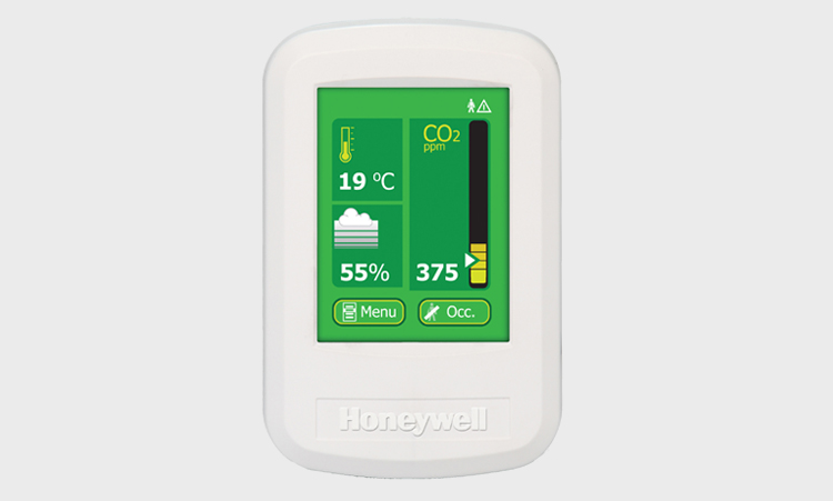 Honeywell Analytics - IAQPoint 2 Air Quality Monitor