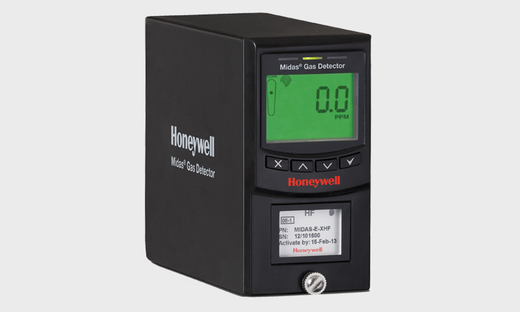 Honeywell Analytics - Midas Gas Detector