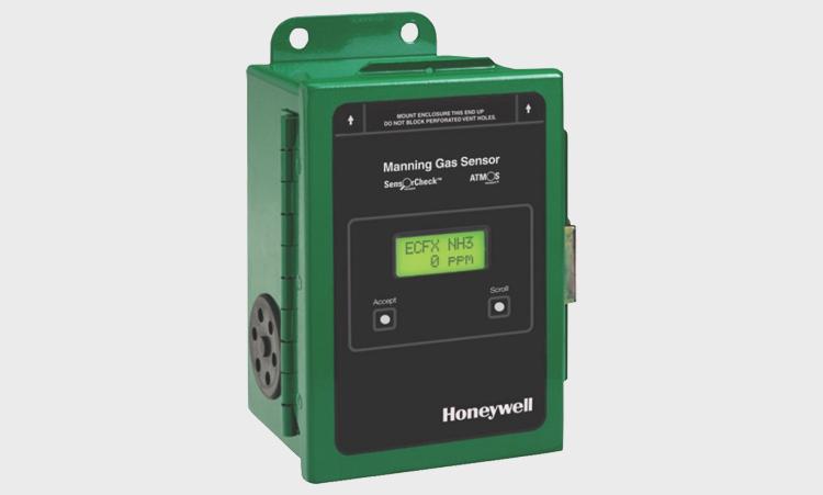 Honeywell Analytics - Refrigeration / Cold Storage Gas Detection
