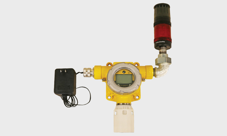 Honeywell Analytics - Safe Area XCD Gas Detector