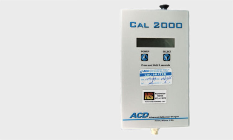 Calibration Gas and Equipment